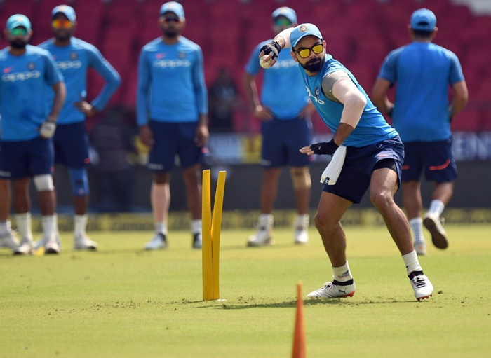 Jamtha: A happy hunting ground for Team India
