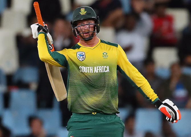 SA's Klaasen to replace injured Second for India tour