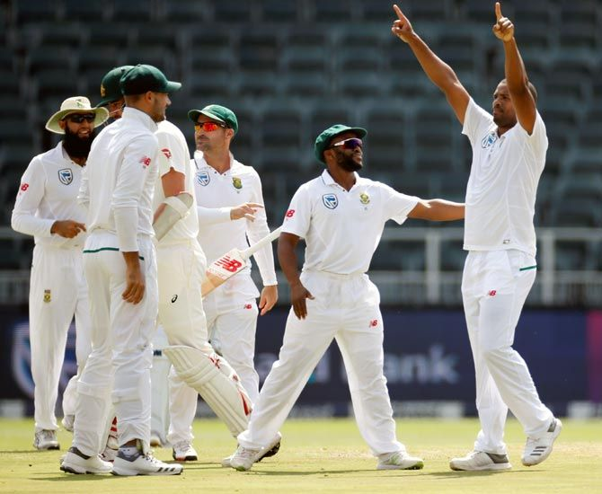 Paceman Vernon Philander says South Africa 'can't wait to get going'