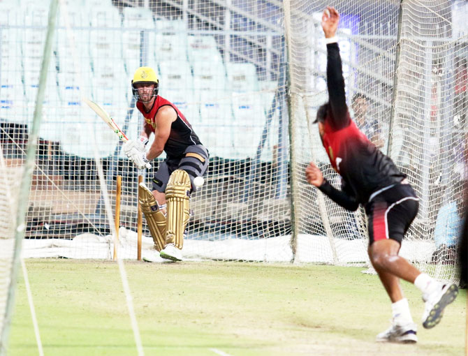 'Everyone starts as underdogs at the start of a new IPL season'