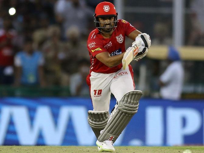 Karun Nair hails Dravid's impact on his career