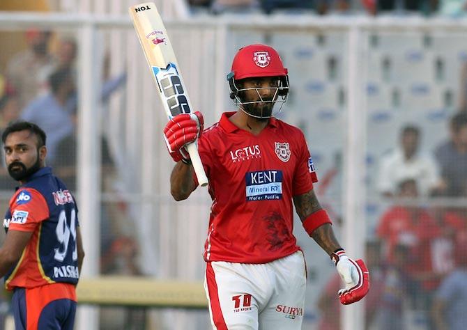 IPL PHOTOS: Rahul blitzkrieg blows away Delhi