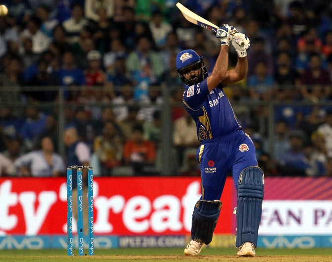 IPL Top Performer: Rohit ends Mumbai's losing run
