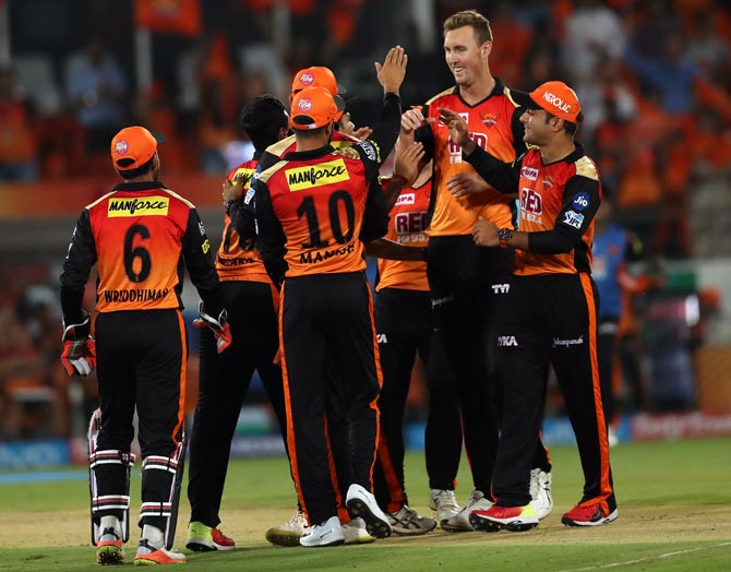 Which team has the strongest bowling attack in IPL-11?