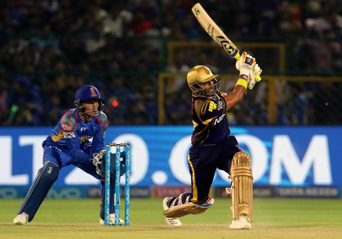 Any total looks chaseable now, says Uthappa
