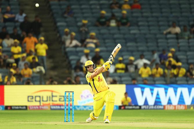IPL MVPI: Shane Watson zooms to the top