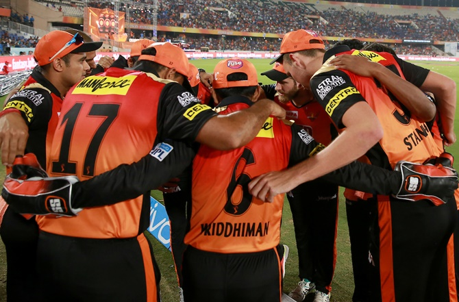 IPL Preview: Sunrisers seek to bounce back