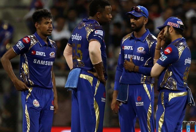 Struggling Mumbai eye turnaround as they face SRH