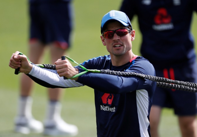 New rotational policy hurting England: Cook