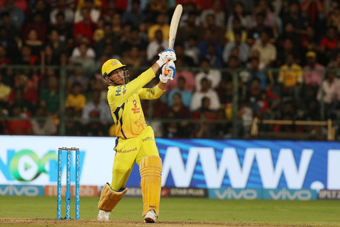 IPL PHOTOS: Dhoni, Rayudu script miracle to beat RCB by 5 wickets