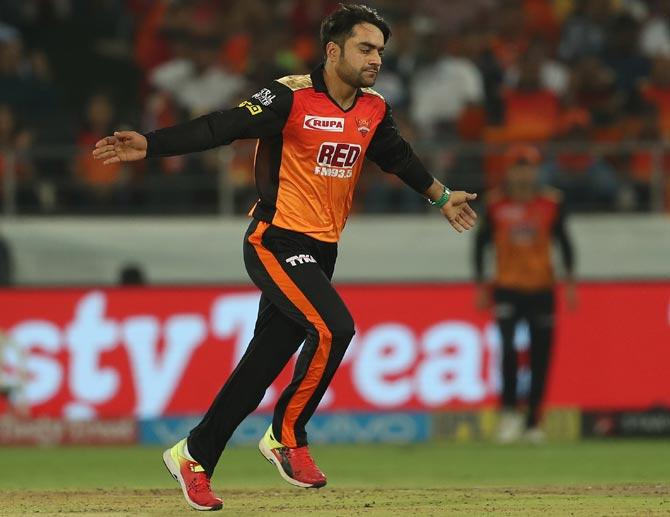 IPL PHOTOS: Inspirational Rashid leads Sunrisers to victory