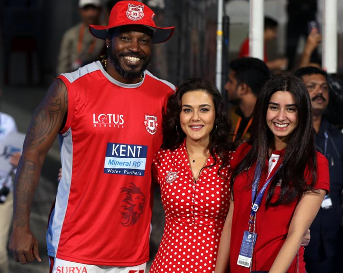 The secret of Kings XI Punjab's last minute bid for Gayle