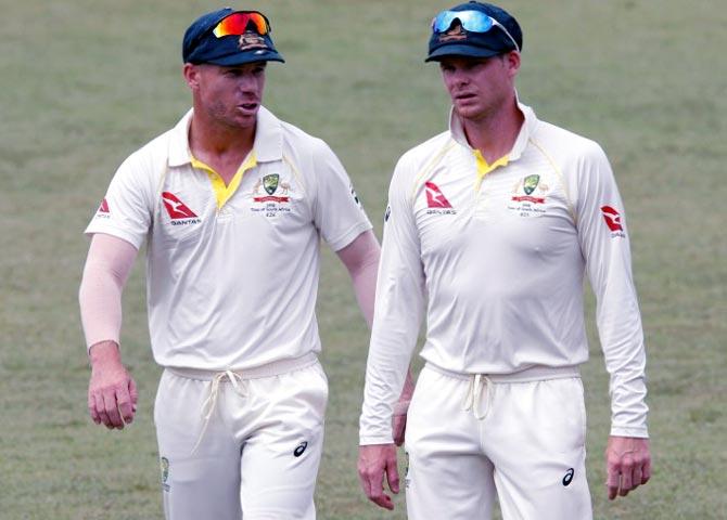 Rediff Cricket - Indian cricket - Kohli feels for banned Smith, Warner
