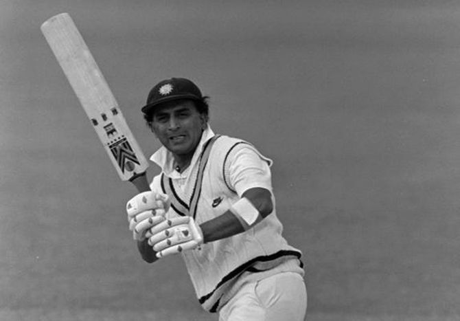March 6 marked 50 years since Sunil Gavaskar made his Test debut