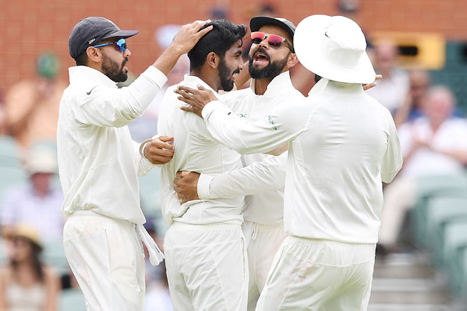 Rediff Sports - Cricket, Indian hockey, Tennis, Football, Chess, Golf - 'Kohli can't play his best cricket without aggression'
