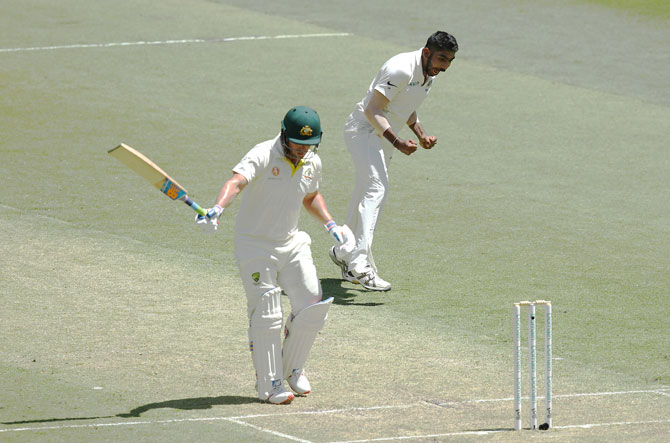 Rediff Cricket - Indian cricket - Perth Test, Day 1: Interesting numbers