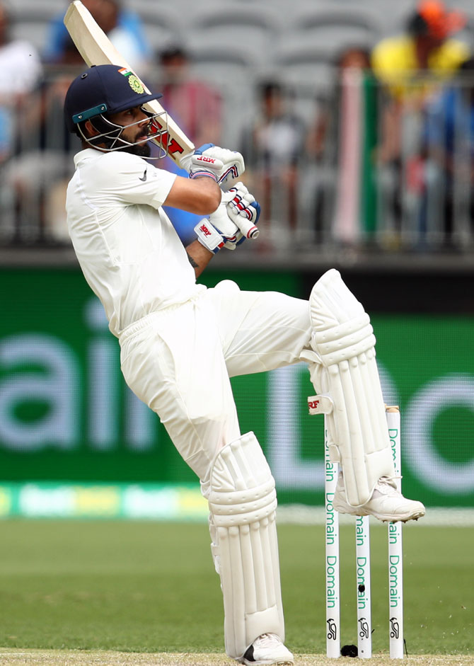 Kohli better than Tendulkar, Lara, Ponting: Vaughan