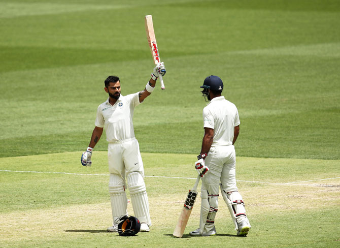 Here's why captain Kohli is King