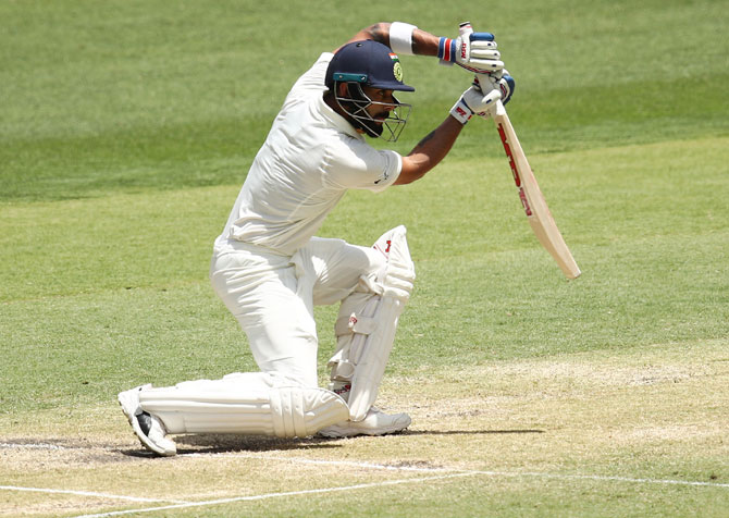 'Inspiring' Kohli lets bat do the talking