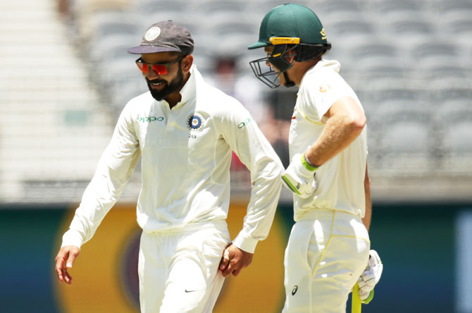 BCCI plays down reports citing reasons for Kohli-Paine banter