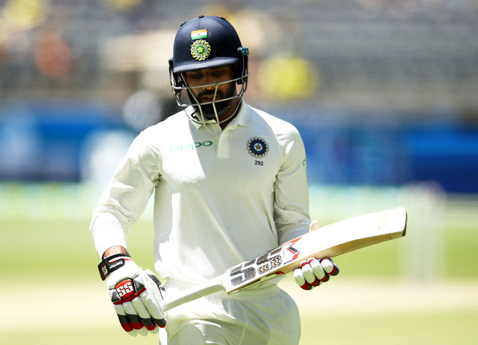 Rediff Sports - Cricket, Indian hockey, Tennis, Football, Chess, Golf - This is Vihari's big chance to prove his critics wrong