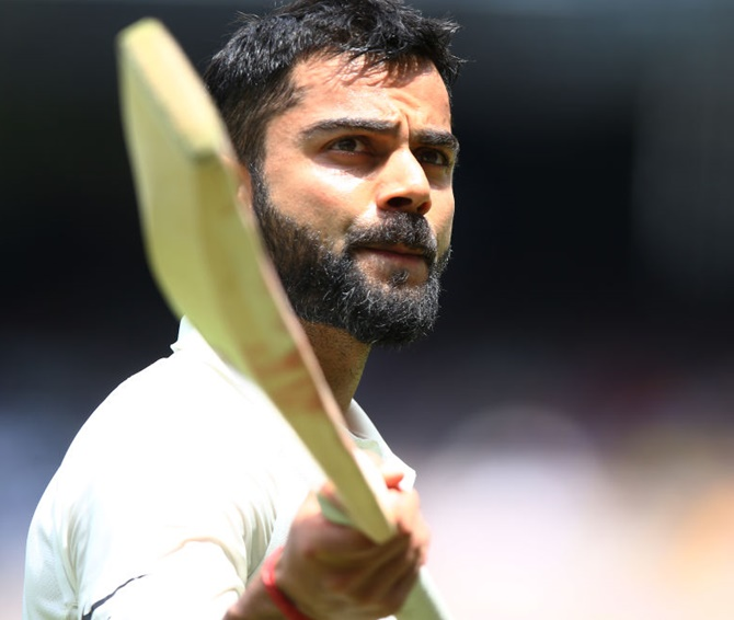 One thing that the Aussies must learn from Kohli