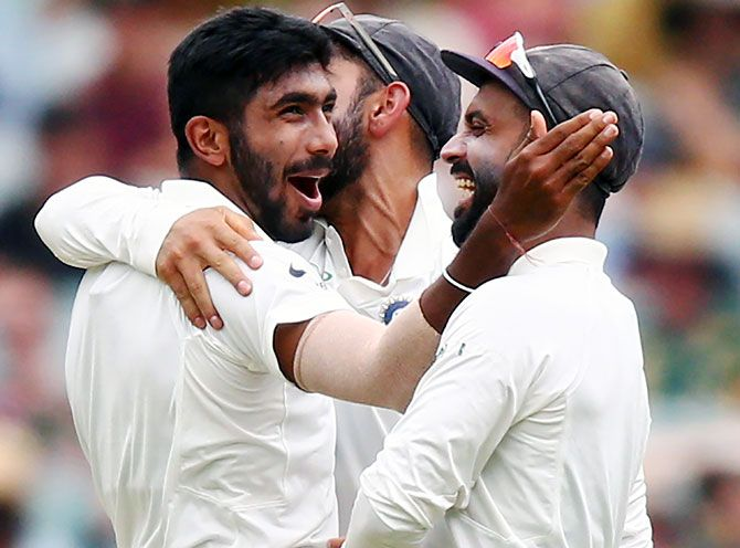 'So, you would want Virat Kohli to fire plus the bowlers as well because it's the bowlers that will win you the Test matches'