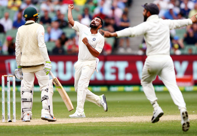 'Current Indian bowling attack can take 20 wickets in every Test'