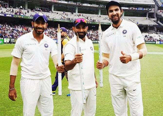 Led by Jasprit Bumrah, India has one of the most fearsome pacers. Mohammed Shami, Bhuvneshwar Kumar and Ishant Sharma add variety to the attack.