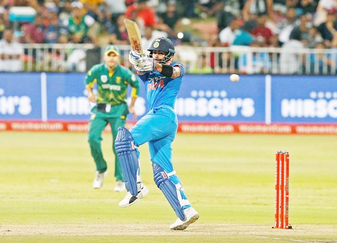 PHOTOS: How India demolished South Africa in Durban