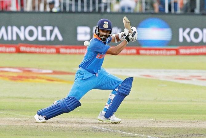 Kohli hails 'outstanding bowling' by Yadav, Chahal