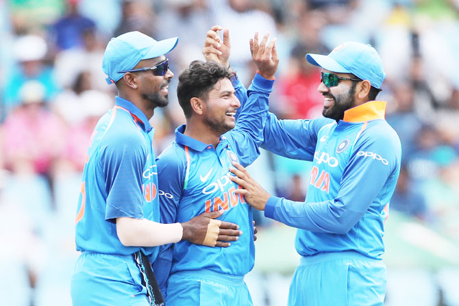 Confident India aim to keep top spot as they take on injury-hit SA