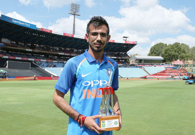 Chahal-Yadav partnership takes India to top spot