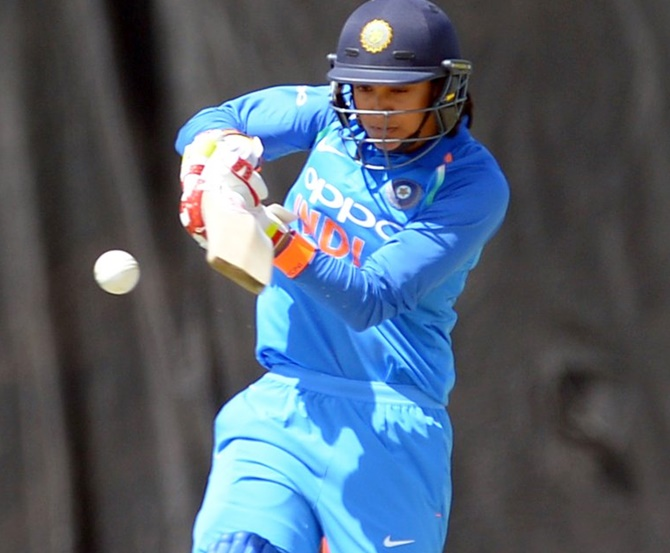 1st ODI: Indian women thrash hapless South Africa