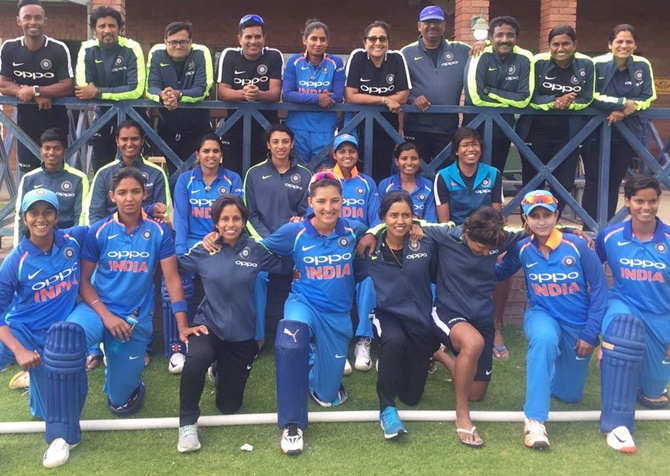 India women eye series win against South Africa