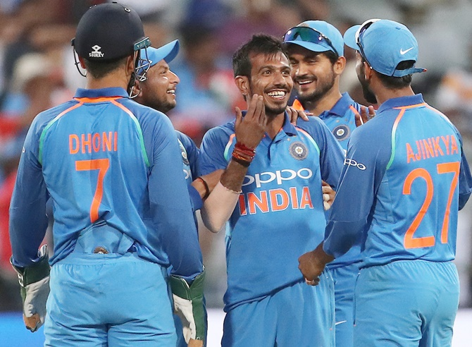 It's unbelievable: Kohli on Chahal-Yadav spin web