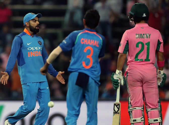 Did Kohli's tactical blunder hurt India?