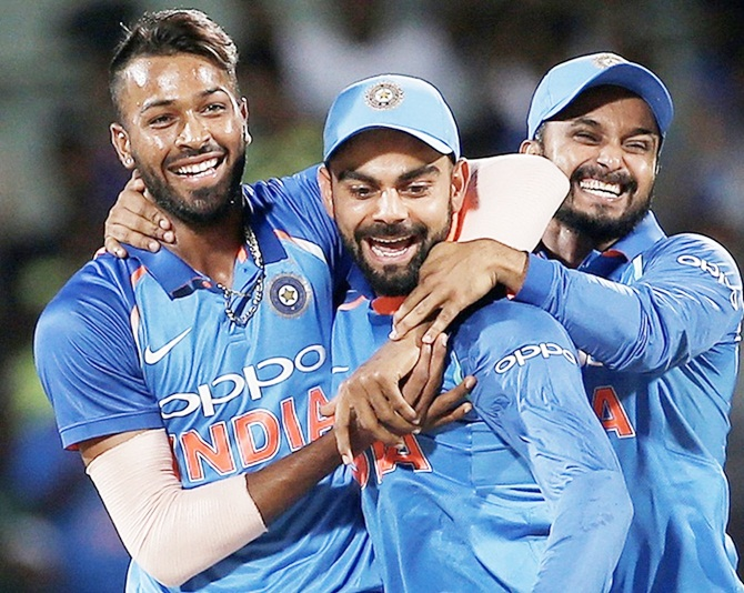 'Kohli loves Pandya's attitude; will give him a long run'