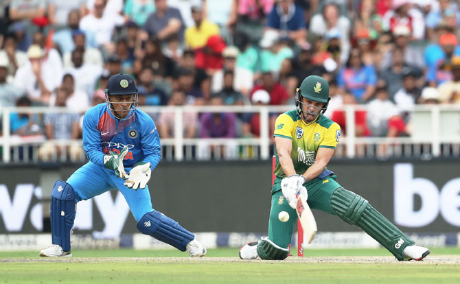 South Africa done in for pace at Wanderers