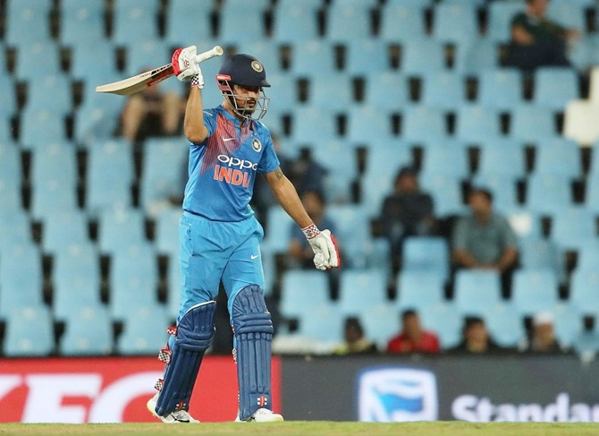 Frustrated Pandey has big boots to fill batting at number 5