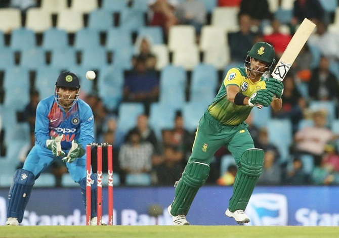 When Duminy helped shape Klaasen's match-winning knock