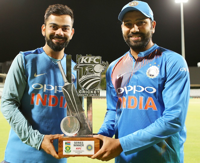 2 huge positives for India after South Africa series
