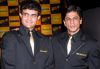 Rediff Sports - Cricket, Indian hockey, Tennis, Football, Chess, Golf - Why did SRK oust Dada from KKR?