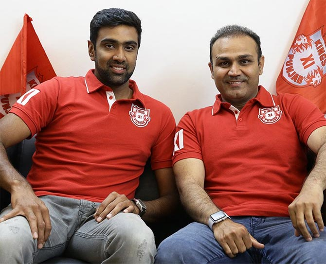 How will new KXIP captain Ashwin handle the likes of Yuvraj, Gayle...