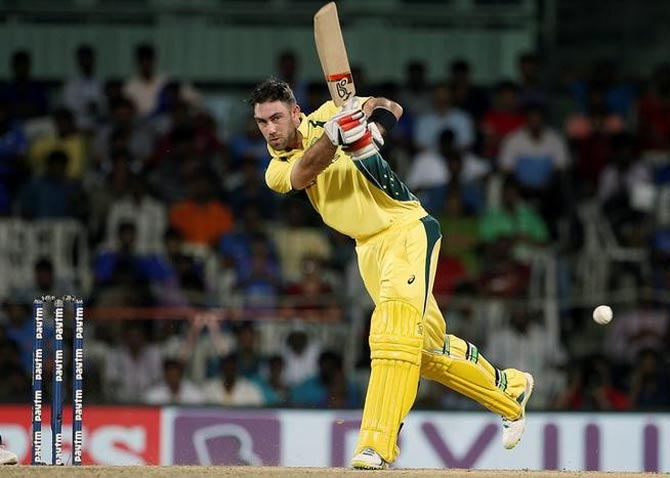 Australia drop Maxwell for England ODIs