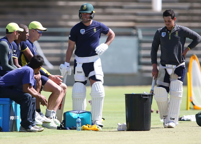 SA skipper sends clear warning: We have a score to settle with India