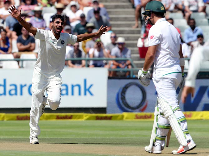 ICC Rankings: Bhuvi up to career-best spot; Kohli, Pujara drop