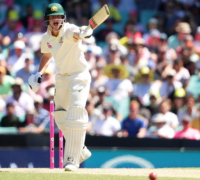 'Incredible Smith the difference in the Ashes'
