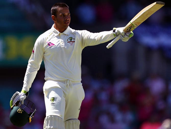 Seven years after 'that' 37, Khawaja finally gets his Ashes ton