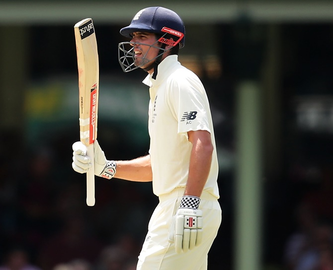 Alastair Cook joins 12,000-run club in Tests